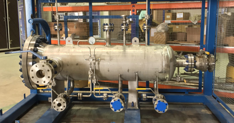 Growing demand for lube oil filtration services