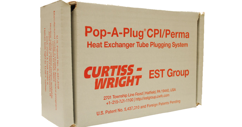 Pop-A-Plug in line with ASME PCC-2 2018 standard