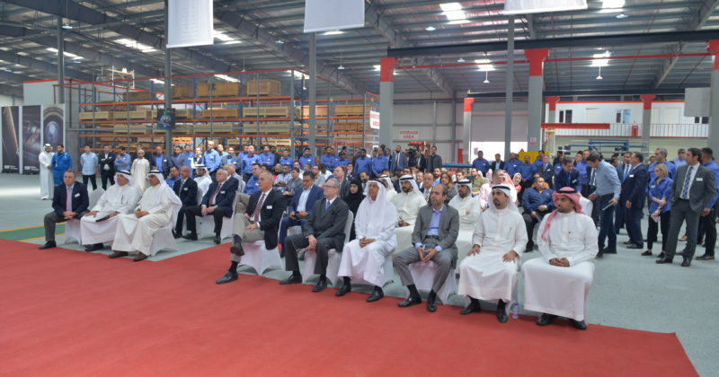 New NOV-Tanajib workshop in Kuwait officially inaugurated